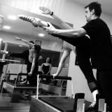 aula de pilates aparelhos