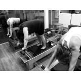 aulas de pilates para idosos Vila Progredior