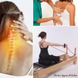 clínica de pilates para dores lombares Jardim Guedala