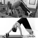 estúdio de pilates para mulheres em gestação
