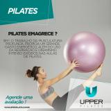 formação em pilates com bola Jardim Guedala