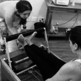 onde encontro serviço de pilates para hernia de disco Vila Suzana