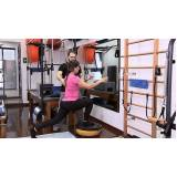 aula de pilates funcional