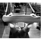 quanto custa curso de pilates para hérnia de disco Vila Progredior