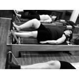 serviço de pilates para a terceira idade Vila Suzana