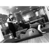 serviço de pilates para abdômen Vila Tramontano