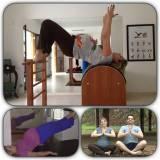 Estúdios de Pilates