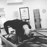 tratamento de escoliose com pilates